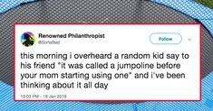 "BuzzFeed - What's Something You Overheard #Kids Saying To Each Other That Had You Like, ""Wow."": #Kids save the really weird… - View More"