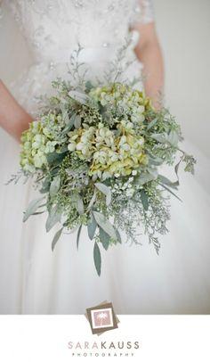 organic bouquet #winter #wedding