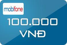 Thẻ Mobifone 100K là sản phẩm thẻ cào do Mobifone phát hành với chức năng ban đầu là giúp người sử dụng thuê bao Mobifone nạp tiền cho thuê bao để có thể sử dụng các dịch vụ di động, viễn thông của nhà mạng này. Hiện nay, tiền điện thoại không chỉ để trả phí cho các dịch vụ thoại, nhắn tin thông thường nữa mà còn có thể được sử dụng để trả phí cho các dịch vụ như truy cập web, tải ứng dụng, game…vv
