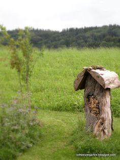 Ein Schweizer Garten: Ideen aus Holz