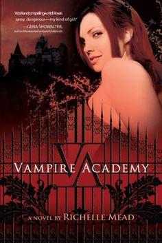 Vampire Academy - 1†† Cosas de  Vampiros ††