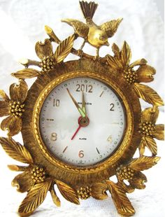 Old clocks have so much character and interest.Learn about your collectibles, antiques, valuables, and vintage items from licensed appraisers, auctioneers, and experts at BlueVault. Visit:  http://www.BlueVaultSecure.com/roadshow-events.php