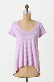 Anthropologie Petal Window tee... there's a cute petal cut-out in the back. Was £10 on sale!