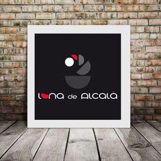 Logo Luna de Alcala www.lunadealcala.com www.monoermo.com