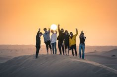 Travel to Dubai with EXO