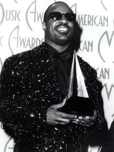 Stevie Wonder - singer  Born 05/13/1950 in Michigan