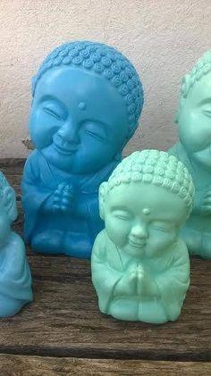 Budas Bebes GIGANTES!! 20 cm de alto por 13 cm de ancho Varios modelos diferentes para elegir ! Colores a elección