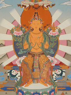 Maitreya lotus sutra