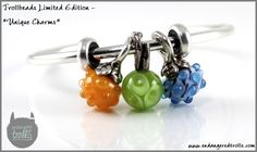 Trollbeads Limited Edition Unique Charm (2008)