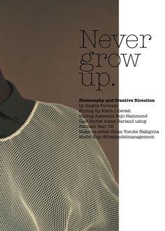 Newer Grow Up. #03 | Spaghetti Mag