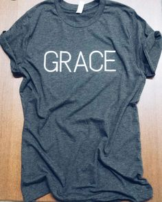 """We cannot get enough of this comfy favorite! """"For by grace you have been saved through faith. And this is not your own doing; it is the gift of God."""" -Ephesians 2:8 SIZING: We recommend ordering one s"""