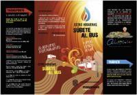 Información Tráfico y Transportes Fogueres de Sant Joan 2015