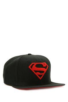 DC Comics Superboy Snapback Ball Cap
