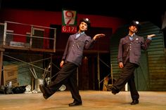 GC's production of Urinetown: The Musical