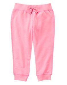 Gymboree Fuchsia Pink Capri Sweatpants Girls Size: L(10-12) 8-10 Years #Gymboree #CapriCropped #Everyday