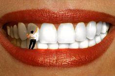 Como ter dentes mais brancos em 2 minutos | RECEITA FÁCIL – DICAS E RECEITAS