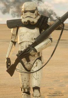 Star Wars: Sandtrooper