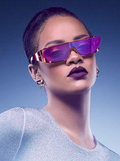 ディオール×リアーナのコラボサングラスが登場 23万円の限定モデルも | Fashionsnap.com