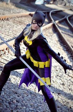 Amazing Batgirl (Stephanie Brown) Cosplay
