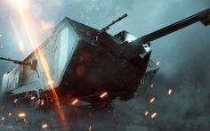 WALLPAPERS HD: Saint Chamond Tank Battlefield 1 They Shall Not Pa...
