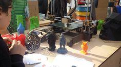 Stampanti 3D, oggetti e...piccoli ideatori crescono