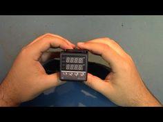 (50) REX C100 initial setup - YouTube Pid Controller, Powder Coating, Initials, Youtube, Youtubers, Youtube Movies