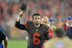 3f6e61b6a73 Baker Mayfield is helping Cleveland fans forget LeBron James