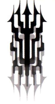 Final Fantasy Omega Nebula - Image : Marque L'Cie de Pulse  I'm totally gonna get this tattoo.