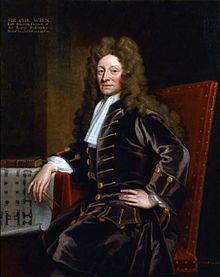 Sir Christopher Wren | Wikipedia