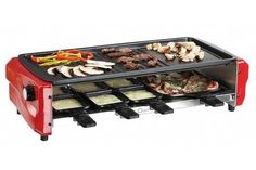 Raclette Domoclip DOC148 Party, House, Grilling, Meal, Food, Fiesta Party, Shoe Cupboard, Haus