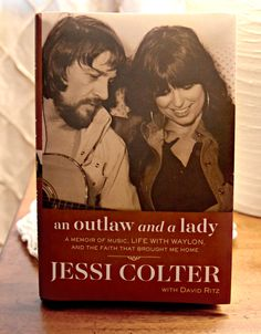 An Outlaw and a Lady by Jessi Colter #bookreview at the link