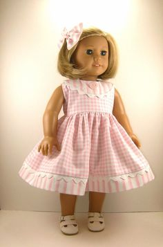 Made For American Girl Doll
