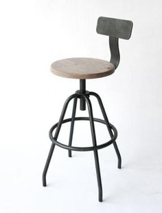 Makr Studio Work Stool