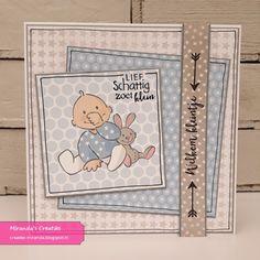 Miranda's Creaties - Themadag #102: Eline's baby