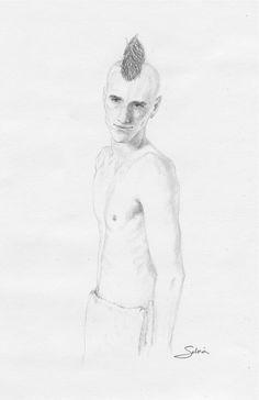 Young Ian Murray-Mohawk