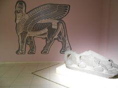 MTG ahlatt42: Şanlıurfa Arkeoloji ve Halepli Bahçe Mozaik Müzesi izlenimleri Mayıs 2017