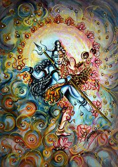 Shiva SHAKTI! ARDHNARISHWAR