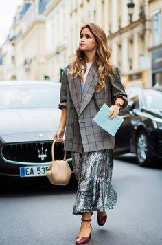 El street style de moda