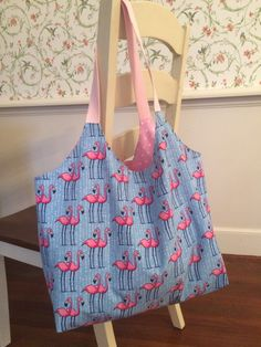 Reusable Tote Bags, Sewing, Blog, Crafts, Link, Fashion, Ideas, Sacks, Dressmaking