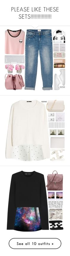 """""""PLEASE LIKE THESE SETS!!!!!!!!!!!!!!!"""" by scarlett-morwenna ❤ liked on Polyvore featuring Ex Voto Paris, Bobbi Brown Cosmetics, kitchen, vintage, MANGO, Mead, Dogeared, Make, Proenza Schouler and Casa Couture"""