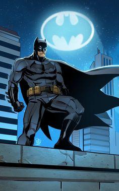 because i am a batman! by ChickenzPunk