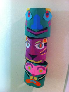 Drip, Drip, Splatter Splash: Totem Poles of the Pacific Northwest