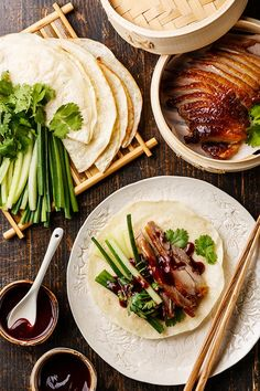 15 Traditional Chinese Food Dishes You Need to Try, According to a Chinese-Malaysian Chef food recipe duck 15 Traditional Chinese Food Dishes You Need to Try, According to a Chinese-Malaysian Chef Chinese Dishes Recipes, Asian Recipes, Asian Foods, Traditional Chinese Food, China Food, Duck Recipes, Asian Cooking, Aesthetic Food, Food Plating