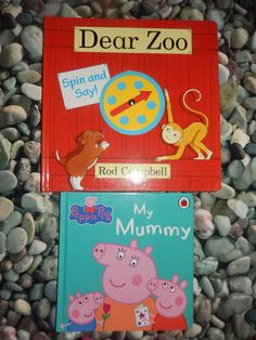 Attachment Mummy: Win 2 Books for Toddlers (EU entrants welcome)
