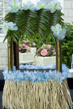 hawaiian card box wedding | hawaiian themed weddings anyone? - DIY - Project Wedding Forums
