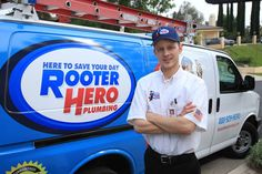 Rooter Hero Plumbing is available 24 hours a day to answer your calls & service your home or business in Encino, CA. Plumbing services we offer in Encino : * Water Heater Repair and Maintenance * Drain Cleaning * Sewer Line Services * Repiping. Plumbers Near Me, Local Plumbers, Residential Plumbing, Plumbing Drains, Plumbing Companies, San Mateo County, Plumbing Emergency, San Fernando Valley, Drain Cleaner