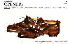 "web magazine OPENERS ""news-John Lobb"""