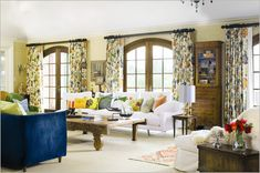 Livingroom-Curtain-Ideas-contemporary-2, Photo  Livingroom-Curtain-Ideas-contemporary-2 Close up View.