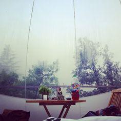 @aveline508 (instagram) #ave508 (pinterest) Mas des bulles #hotel #bulle #blue #morning #morning