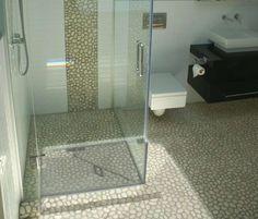 Riverstone White Floor, Urban Gloss 10x40 Wall